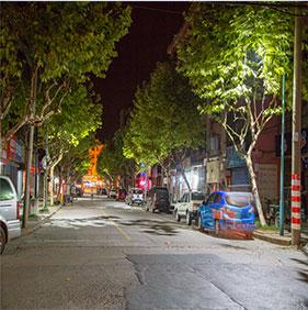 Street Light Project