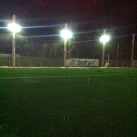 South America Campos de fútbol